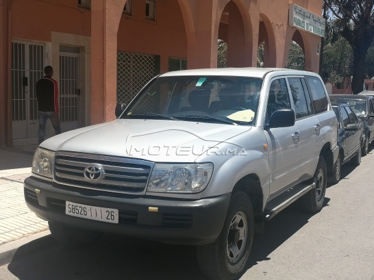 سيارة في المغرب TOYOTA Land cruiser 105 gx - 254593