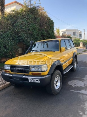 TOYOTA Land cruiser 80 vx ed 4.2 l occasion