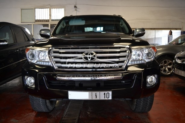 TOYOTA Land cruiser V8 occasion