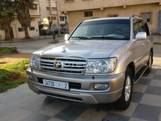 سيارة في المغرب TOYOTA Land cruiser Gx-r - 255069