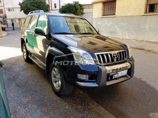 Voiture au Maroc TOYOTA Prado Vx - 250226