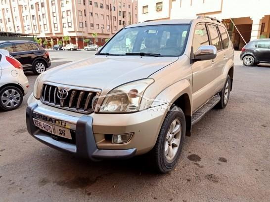 Acheter voiture occasion TOYOTA Prado Vx au Maroc - 290423
