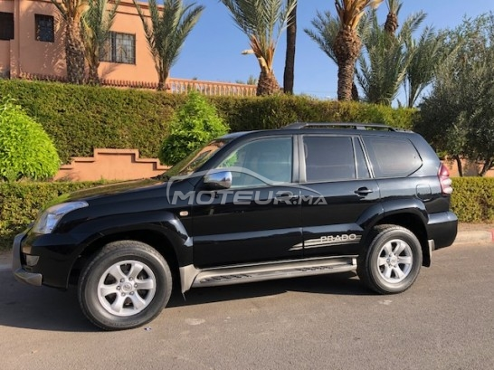 Voiture au Maroc TOYOTA Prado Vx - 265509