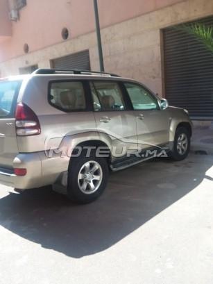 Voiture Toyota Prado 2003 à marrakech  Diesel