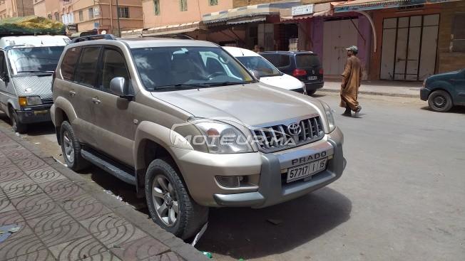 Voiture Toyota Prado 2008 à ouarzazate  Diesel  - 12 chevaux