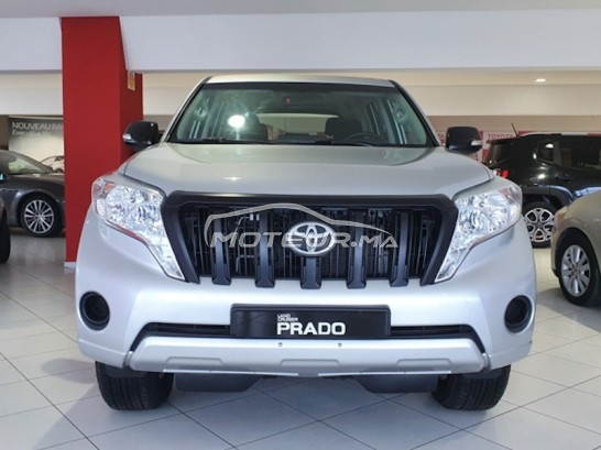 TOYOTA Prado Std d4d (7 places) occasion