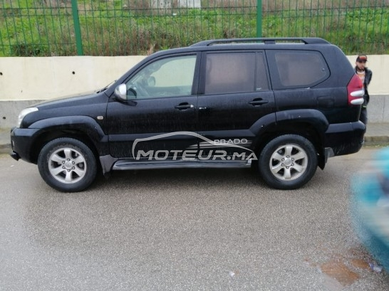 Voiture Toyota Prado 2006 à tanger  Diesel