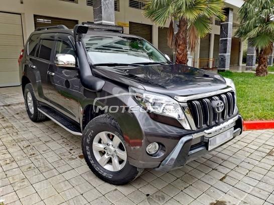 Voiture Toyota Prado 2016 à rabat  Diesel  - 12 chevaux