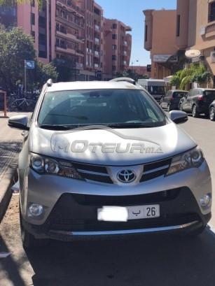 سيارة في المغرب تويوتا راف-4 - 206540