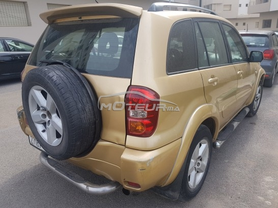 سيارة في المغرب TOYOTA Rav-4 Suv 4×4 d4d - 213850