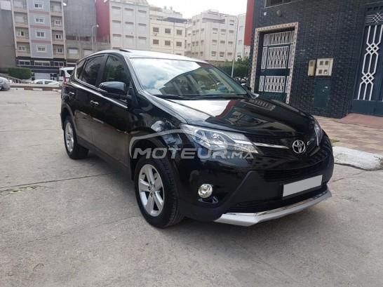 سيارة في المغرب TOYOTA Rav-4 2.2 platinium 150 ch - 251357