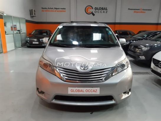 سيارة في المغرب TOYOTA Sienna Xle awd - 298521