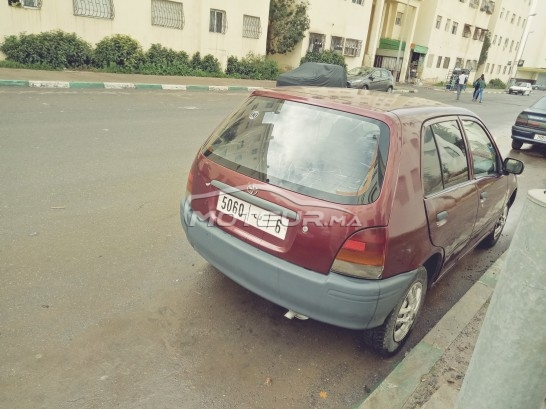 سيارة في المغرب TOYOTA Starlet - 257302