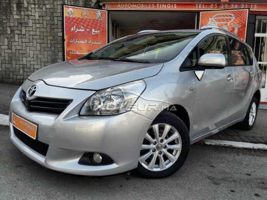 TOYOTA Verso 2,0 d-4d sol ttes options occasion