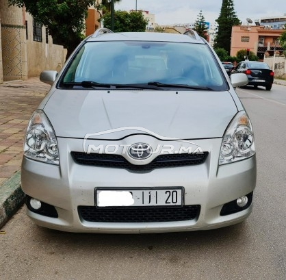 TOYOTA Verso d4-d occasion