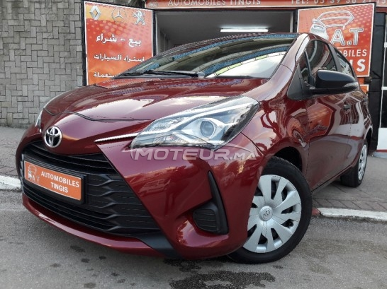 TOYOTA Yaris City 1,4 d-4d occasion