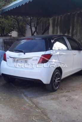 TOYOTA Yaris 1.4 d4d 90 ch occasion 581316