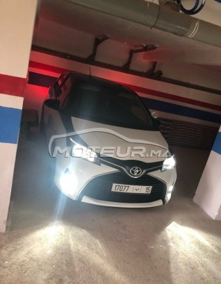 TOYOTA Yaris 1.4 d4d 90 ch occasion 581463