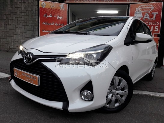 TOYOTA Yaris Silver+ 1,4 d-4d occasion