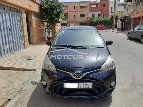 TOYOTA Yaris 1.4 d-4d occasion