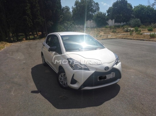 TOYOTA Yaris 1.0l occasion