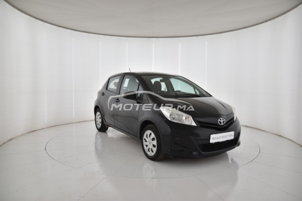 TOYOTA Yaris 1.4 d-4d sol occasion