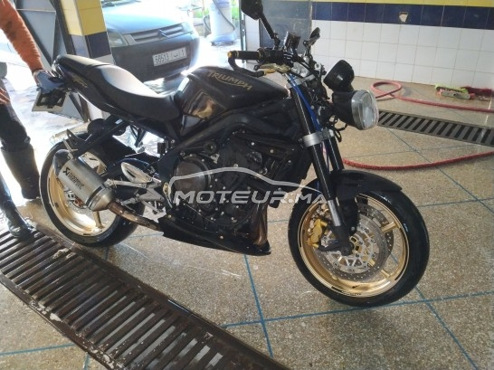 Moto au Maroc TRIUMPH Street triple - 311656
