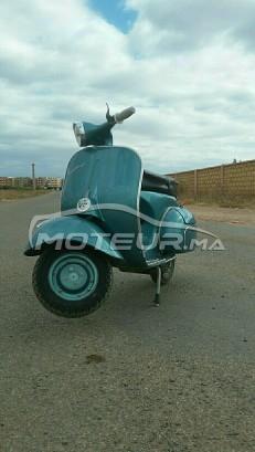 Moto au Maroc VESPA Vbb - 227410
