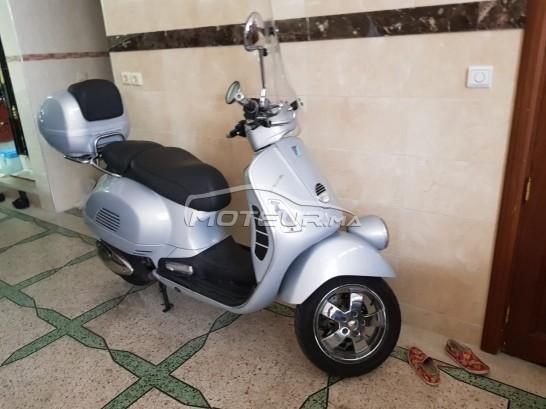 Moto au Maroc VESPA Gtv 300ie - 262961