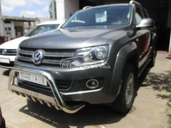 volkswagen amarok d 39 occasion maroc vendre. Black Bedroom Furniture Sets. Home Design Ideas