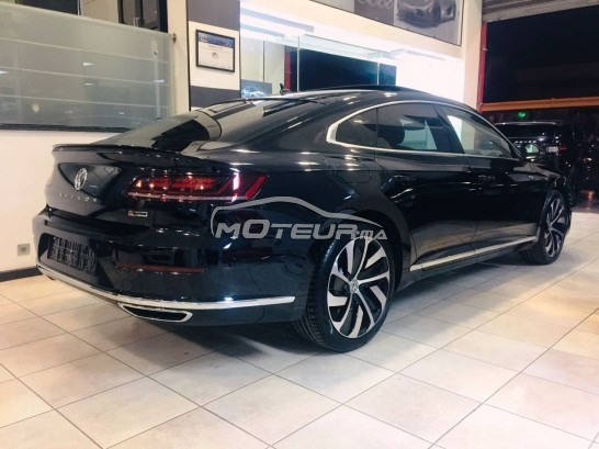 photo volkswagen arteon rline 4motion 2018 185329 414449 casablanca. Black Bedroom Furniture Sets. Home Design Ideas