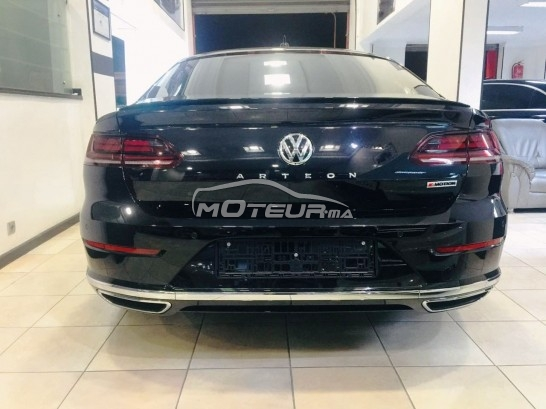 photo volkswagen arteon rline 4motion 2018 185329 406900 casablanca. Black Bedroom Furniture Sets. Home Design Ideas