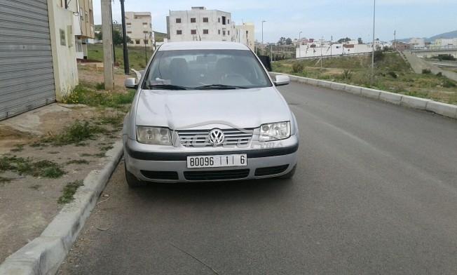 Voiture au Maroc VOLKSWAGEN Bora 1.6 d - 216593