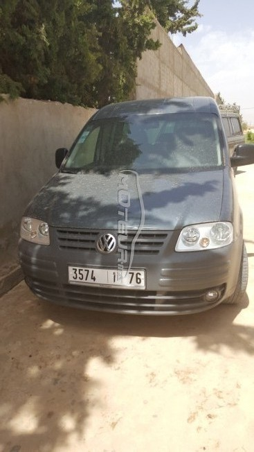 volkswagen caddy tdi 2005 diesel 172747 occasion nador maroc. Black Bedroom Furniture Sets. Home Design Ideas