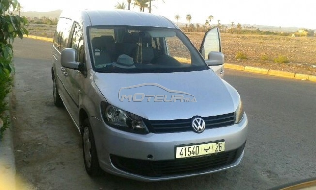 volkswagen caddy 2013 diesel 160603 occasion marrakech maroc. Black Bedroom Furniture Sets. Home Design Ideas