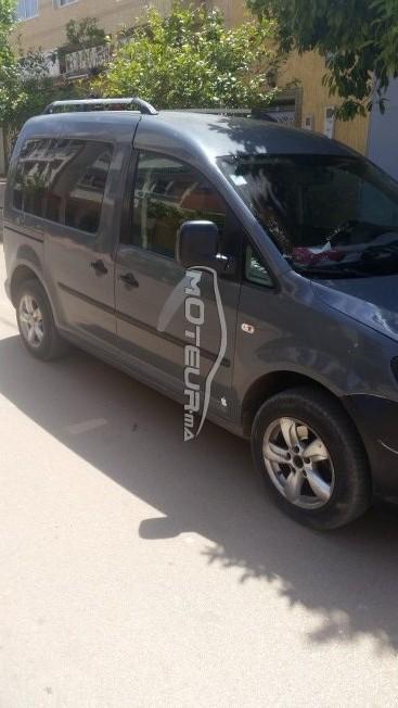 سيارة في المغرب فولكزفاكن كاددي - 214606