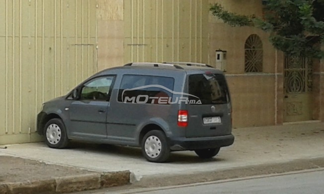 volkswagen caddy 2012 diesel 148712 occasion oujda maroc. Black Bedroom Furniture Sets. Home Design Ideas