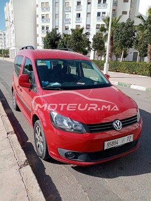 Voiture Volkswagen Caddy 2012 à agadir  Diesel  - 6 chevaux