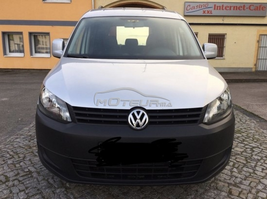volkswagen caddy 1 6 tdi 2014 diesel 193375 occasion nador maroc. Black Bedroom Furniture Sets. Home Design Ideas
