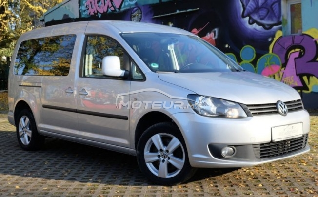 VOLKSWAGEN Caddy 1.6 tdi occasion