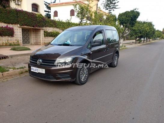 Voiture au Maroc VOLKSWAGEN Caddy - 306015