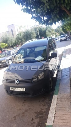 volkswagen caddy 2014 diesel 255958 occasion sefrou maroc. Black Bedroom Furniture Sets. Home Design Ideas
