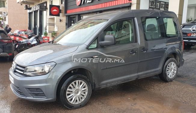 Voiture Volkswagen Caddy 2020 à casablanca  Diesel  - 6 chevaux