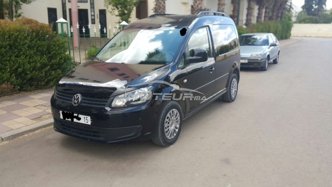 volkswagen caddy tdi 2014 diesel 165236 occasion meknes maroc. Black Bedroom Furniture Sets. Home Design Ideas