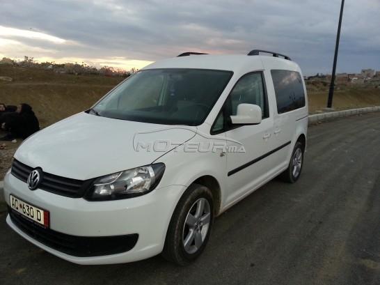 سيارة في المغرب VOLKSWAGEN Caddy - 201840