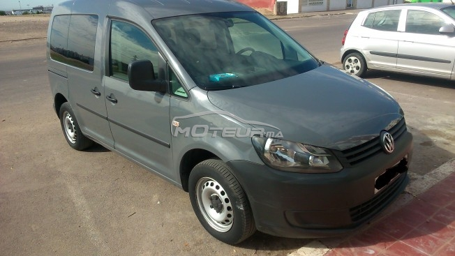 volkswagen caddy 2012 diesel 136114 occasion agadir maroc. Black Bedroom Furniture Sets. Home Design Ideas