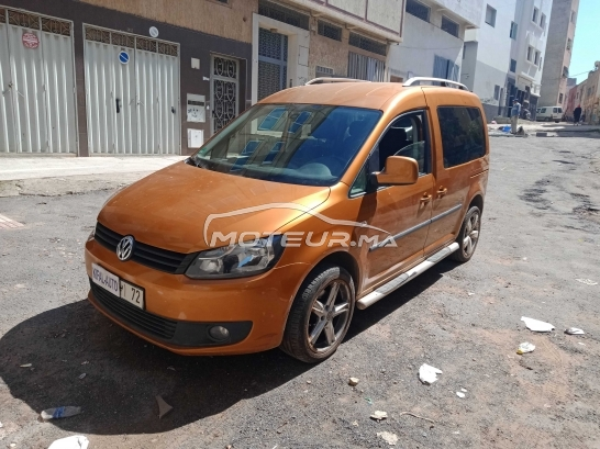 سيارة في المغرب VOLKSWAGEN Caddy 1.6 tdi 102 confortline 5 places - 345515