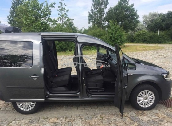 VOLKSWAGEN Caddy 1.6 tdi occasion 434805