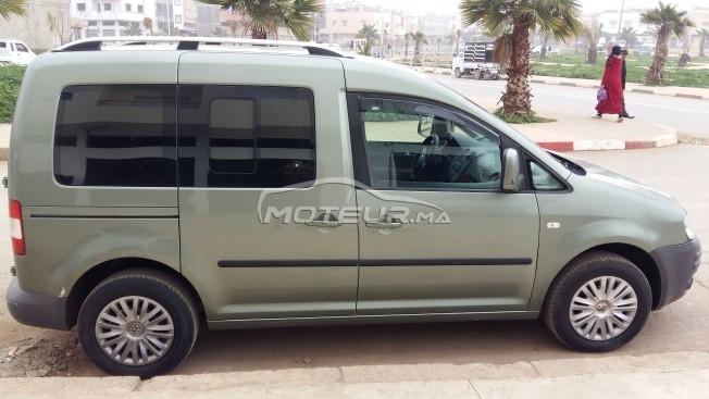 Voiture au Maroc VOLKSWAGEN Caddy - 258394
