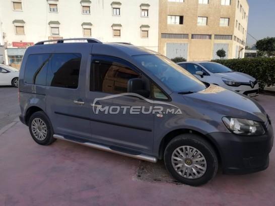 Voiture au Maroc VOLKSWAGEN Caddy Tdi - 267403